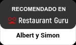 Albert y Simon en Restaurant Guru