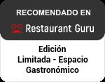 EDICIÓN LIMITADA en Restaurant Guru
