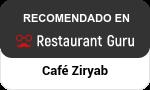 Café Ziryab en Restaurant Guru