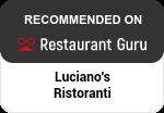 Luciano's Ristoranti at Restaurant Guru