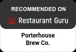Porterhouse Brew Co. at Restaurant Guru