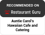 Auntie Carol's Hawaiian Cafe and Catering at Restaurant Guru