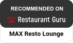 MAX Resto Lounge at Restaurant Guru
