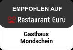 Gasthaus Mondschein at Restaurant Guru