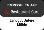 Landgut Untere Mühle at Restaurant Guru