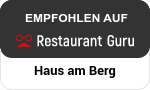 Haus am Berg at Restaurant Guru