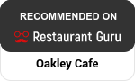 Oakley Cafe at Restaurant Guru