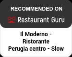Il Moderno - Ristorante Perugia centro - Slow at Restaurant Guru