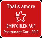 That's amore at Restaurant Guru