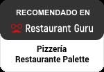 Pizzería Restaurante Palette en Restaurant Guru