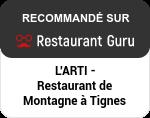 L'ARTI - Restaurant de Montagne à Tignes en Restaurant Guru