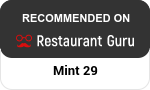 Mint 29 at Restaurant Guru