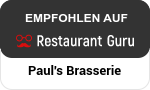 Paul´s Brasserie at Restaurant Guru