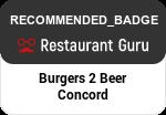 Burgers 2 Beer at Restaurant Guru