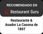 Restaurante & Asador La Casona de 1897 en Restaurant Guru