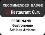 FERDINAND - Café & Bistro Schloss Ambras at Restaurant Guru