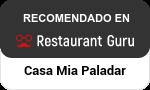 Casa Mia Paladar en Restaurant Guru