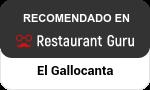 El Gallocanta en Restaurant Guru