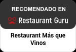Restaurant Más que Vinos en Restaurant Guru