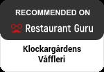 Klockargårdens Våffleri at Restaurant Guru