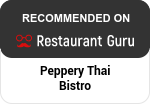 Peppery Thai Bistro at Restaurant Guru