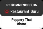 Peppery Thai Bistro at Restaurant Guru