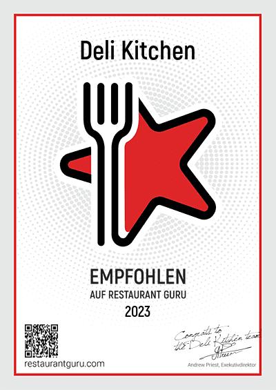 DELI Kitchen - Empfohlen in München