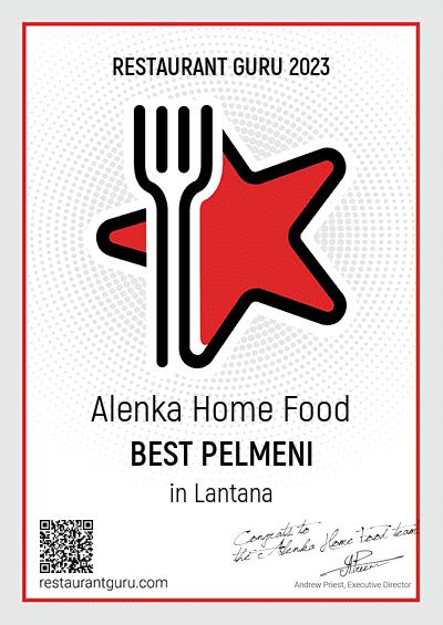 Restaurant Alenka Home Food - Best pelmeni in Helsinki
