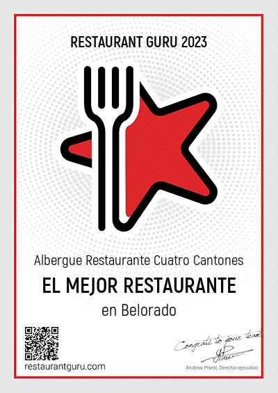 Cuatro Cantones - El mejor restaurante in Belorado